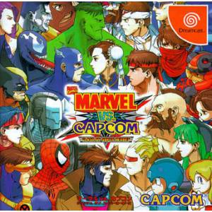Marvel VS Capcom - Clash Of Super Heroes [DC - occasion BE]