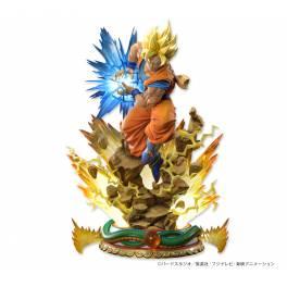 Mega Premium Masterline Dragon Ball Z Son Goku (Super Saiyan