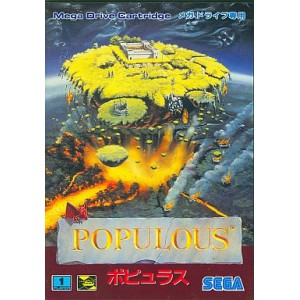 Populous [MD - Used Good Condition]