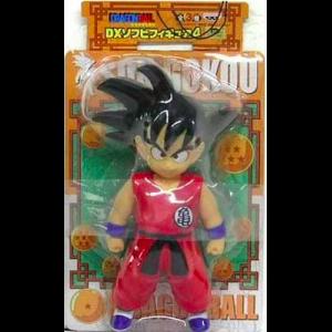 Dragon Ball DX Sofbi Figure 4 - Son Goku [Banpresto] [Used]