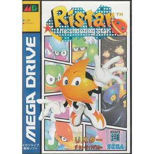 Ristar - The Shooting Star [MD - Used Good Condition]