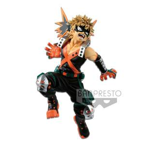 Boku no Hero Academia - King of Artist - Katsuki Bakugo [Banpresto]