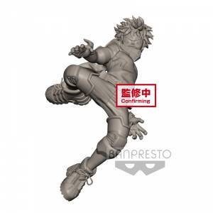 Boku no Hero Academia - King of Artist - Izuku Midoriya [Banpresto] [Used]