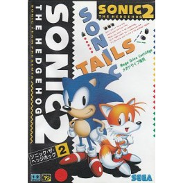 Sonic the Hedgehog 2 [MD - Used Good Condition]