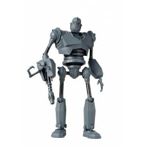 The Iron Giant Battle Mode [RIOBOT]