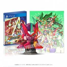 Rockman / Mega Man Zero & ZX Double Hero Collection e-Capcom Limited Edition [PS4]