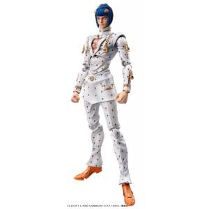 JoJo's Bizarre Adventure Part. 5 - Bruno Bucciarati Reissue [Super Action Statue]