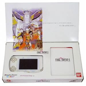 WonderSwan Color Final Fantasy II Version [Used Good Condition]