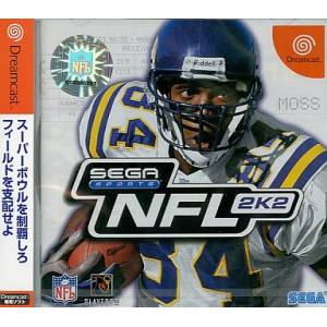 NFL 2K2 [DC - Used Good Condition]
