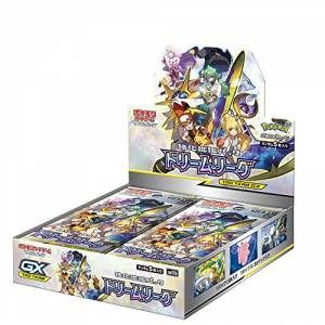 """Pokemon Card Game Sun & Moon Booster Expansion Pack """"Dream League"""" 30 Pack BOX [Trading Cards]"""