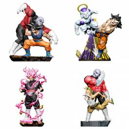 Dracap Rebirth Dragon Ball The Long Awaited Super Revival Edition 4 pack box [MegaHouse]