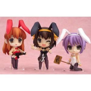Suzumiya Haruhi no Yuutsu - Bunny Girl Set [Nendoroid 14] [Occasion]
