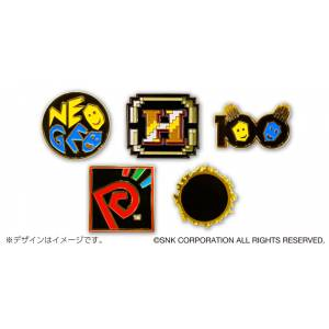 SNK Pins Collection (Set of 5) - Tokyo Game Show 2019 Limited Edition [Goods]