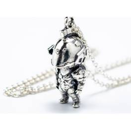KOJIMA PRODUCTIONS - Ludens Silver Accessory Tokyo Game Show 2019 Limited Edition [Goods]