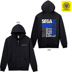 Sega Saturn Hoodie - Tokyo Game Show 2019 Limited Edition [Goods]