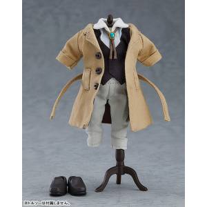 Outfit Set Bungo Stray Dogs Osamu Dazai [Nendoroid Doll]