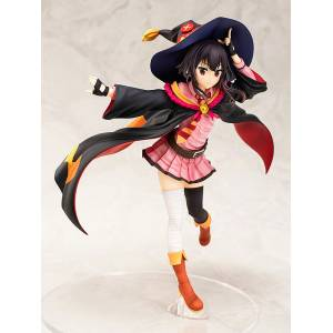 Movie KonoSuba: God's Blessing on this Wonderful World! Kurenai Densetsu Megumin School Uniform ver. [Chara-ani]