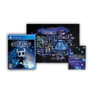 Hollow Knight (Multi Language) - First Press Edition [PS4]