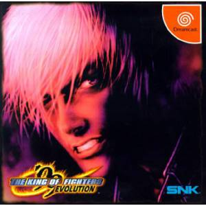 The King Of Fighters '99 Evolution [DC - Used Good Condition]