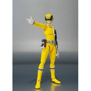 Dekaranger - Deka Yellow (Limited Edition) [SH Figuarts]