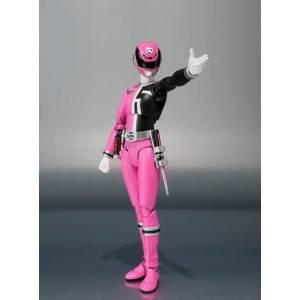 Dekaranger - Deka Pink (Limited Edition) [SH Figuarts] [Used]