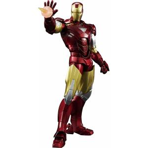 Iron Man 2 - Iron Man Mark 6 [SH Figuarts] [Used]
