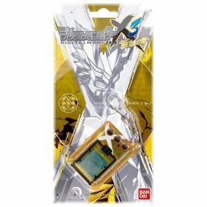 Digital Monster X Ver. 3 / Digimon X Ver. 3 - Yellow Ver. Limited Edition [Bandai]