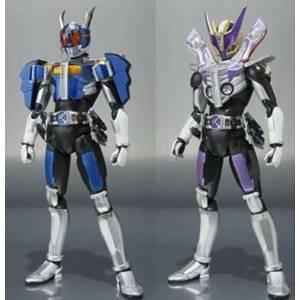 Kamen Rider - Den-O Gun Form & Rod Form (Limited Edition) [SH Figuarts] [Used]