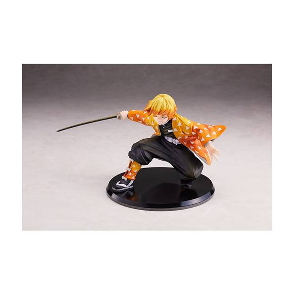 Agatsuma Zenitsu Figure Doll Demon Slayer Kimetsu no Yaiba Toy Prototype Gift