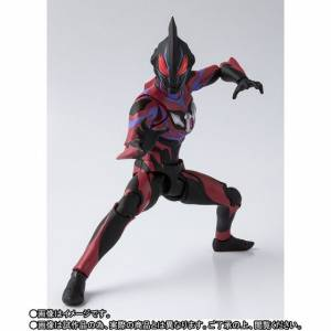 Ultra Galaxy Fight New Generation Heroes - Ultraman Geed Darkness Limited Edition [SH Figuarts]