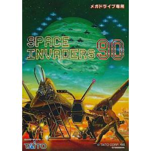 Space Invaders 90 [MD - Used Good Condition]