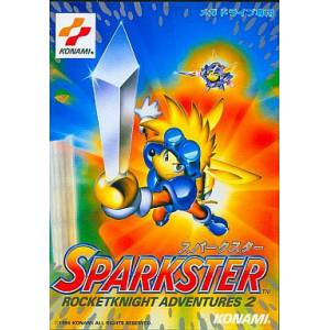 Sparkster - Rocket Knight Adventures 2 [MD - Used Good Condition]