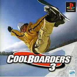 Cool Boarders 3 [PS1 - Used Good Condition]