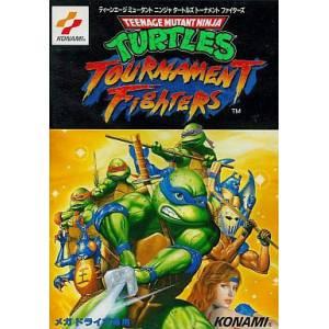 Teenage Mutant Ninja Turtles - Tournament Fighters [MD - Used Good Condition]