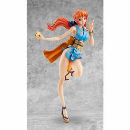 One Piece Warriors Alliance - Nami / O-Nami LIMITED Edition [Portrait Of Pirates]