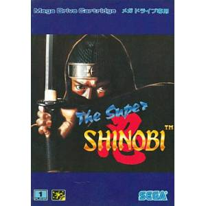 The Super Shinobi / The Revenge of Shinobi [MD - Used Good Condition]