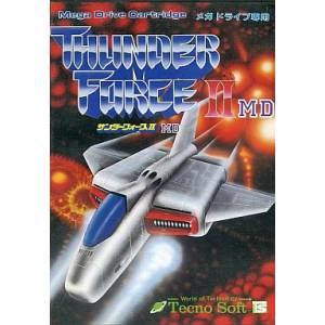 Thunder Force II MD [MD - Used Good Condition]