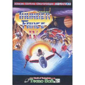 Thunder Force IV [MD - Occasion BE]