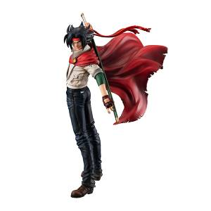 Mobile Fighter G Gundam - Domon Kasshu [GGG / Megahouse]