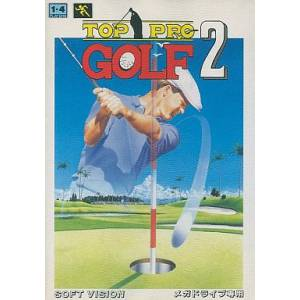 Top Pro Golf 2 / Chi Chi's Pro Challenge Golf [MD - Used Good Condition]
