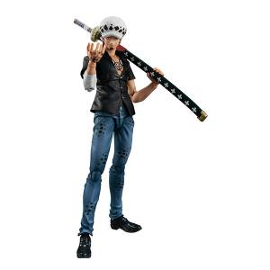 ONE PIECE -Trafalgar Law Ver. 2 [Variable Action Heroes]