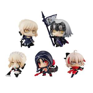 Petit Chara! Chimi Mega Fate/Grand Order Vol.3 6 Pack BOX [MegaHouse]