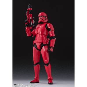 FREE SHIPPING - STAR WARS: The Rise of Skywalker - Sith Trooper [SH Figuarts]