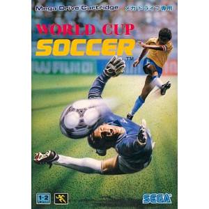 World Cup Soccer [Mega Drive - used ]