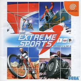 Sega Extreme Sports [DC - Used Good Condition]