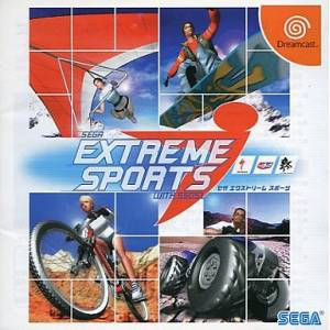 Sega Extreme Sports [DC - occasion BE]