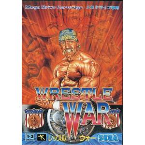 Wrestle War [Mega Drive - occasion]