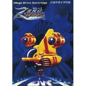 Zero Wing [MD - Used Good Condition]
