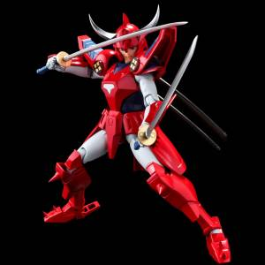 Choudan Kadou Ronin Warriors / Samurai Troopers - Ryo of the Wildfire [Union Creative]