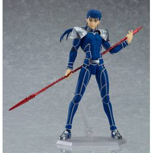 Fate/Grand Order - Lancer / Cu Chulainn Reissue [Figma 375]]